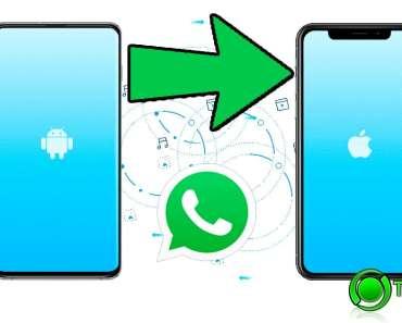 Cómo pasar los datos de WhatsApp de Android a iPhone