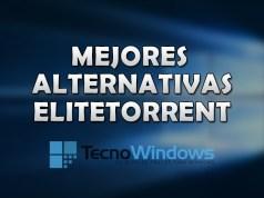 Las mejores alternativas a Elitetorrent para Windows