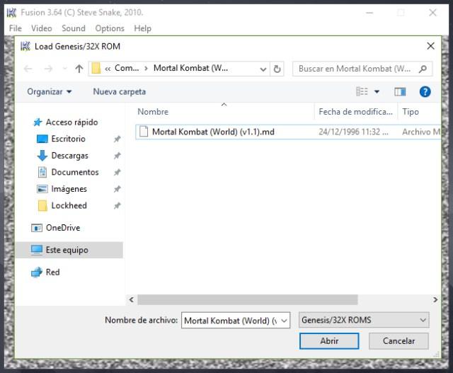 Mejores emuladores de Megadrive para Windows