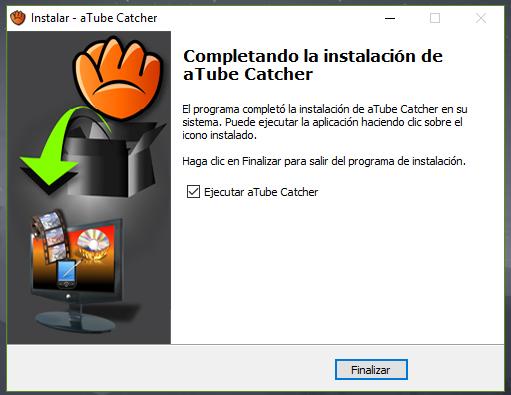 Cómo solucionar el error 204 de aTube Catcher