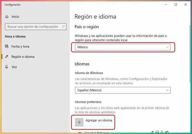 Cómo cambiar la zona horaria en Windows 10