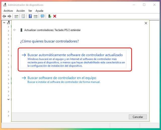 No funciona el teclado en Windows 10: Solución