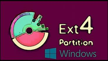 Montar y leer EXT4 en Windows 10