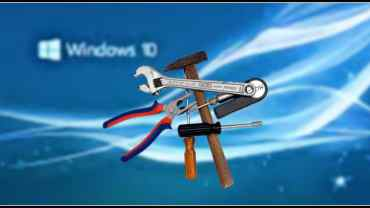 herramientas para Windows 10