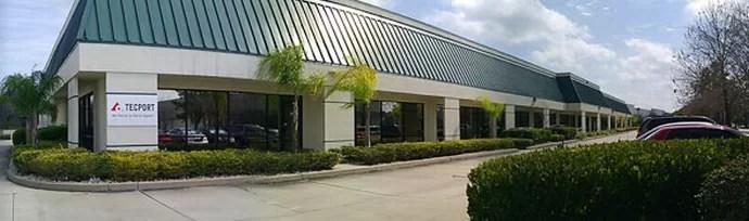 Tecport Optics Florida Office