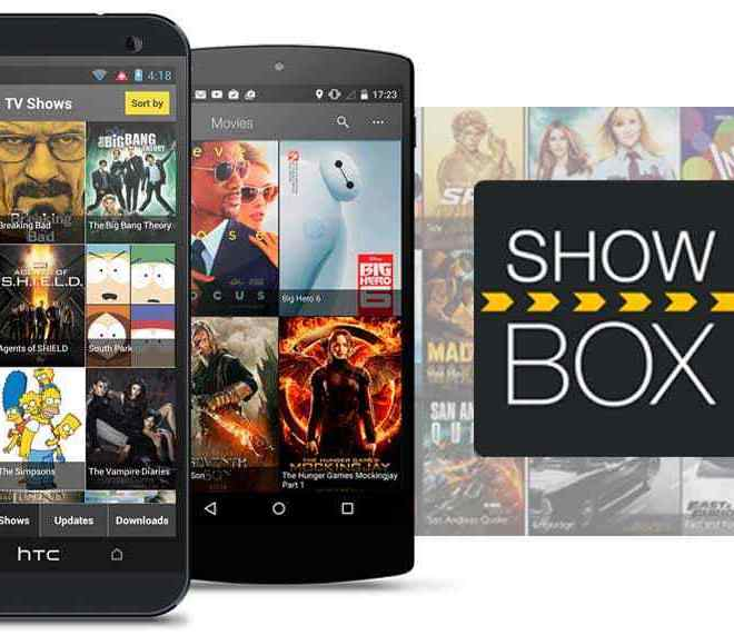 showbox app for android