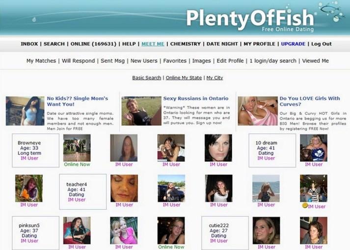 pof dating site plenty of fish app