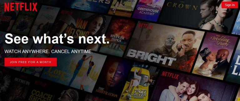 Netflix com