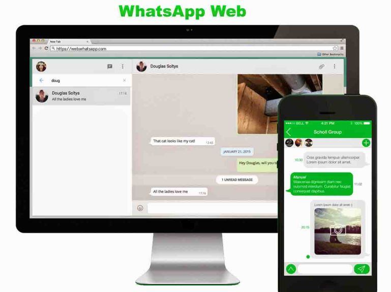 How to Use WhatsApp web chat on your Computer