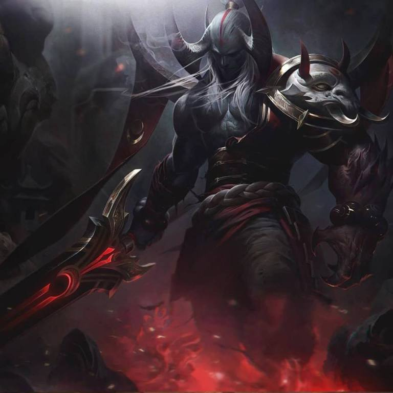 League of Legends Game