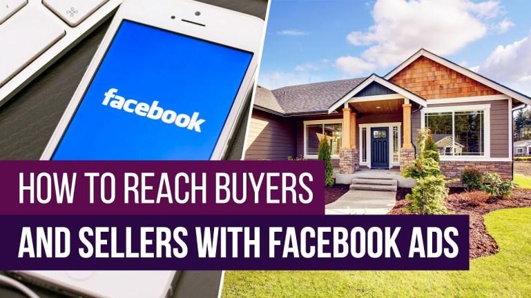 Facebook Real Estate Ads