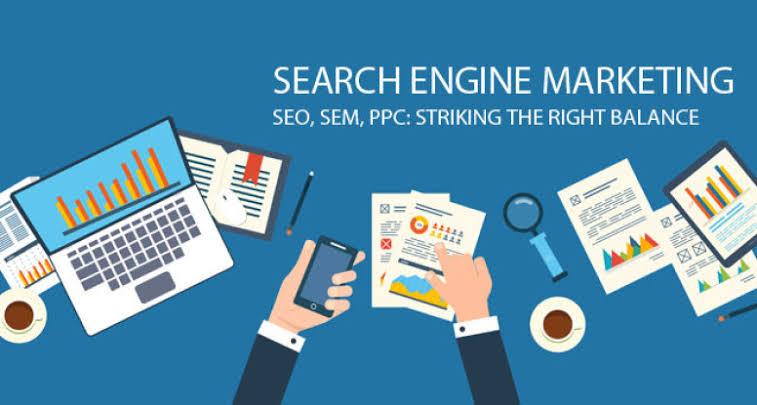 Search Engine Optimization Marketing Services