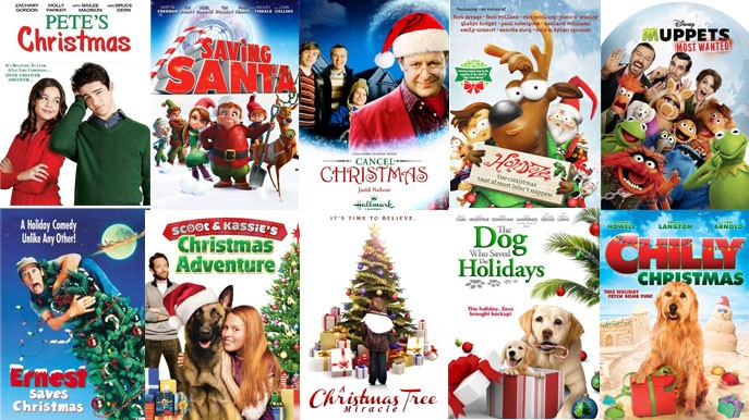 Family Christmas Movies