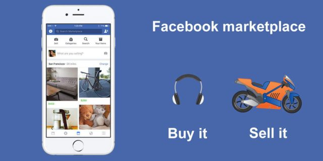 Buying and Selling on Facebook Pages