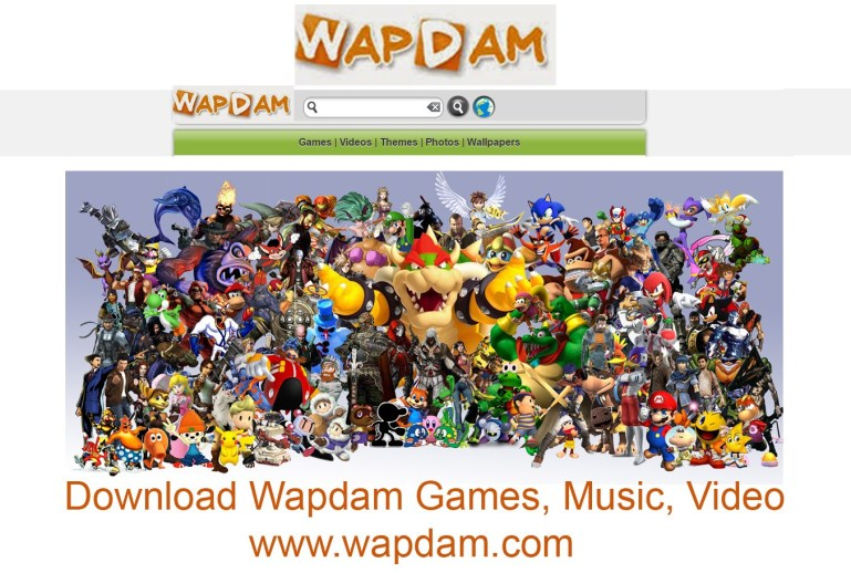 Wapdam Games Android