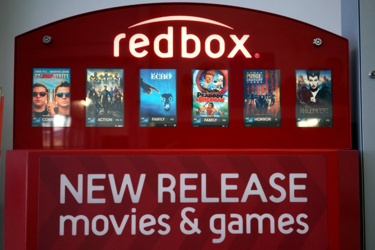 Redbox New Release Movies to Rent