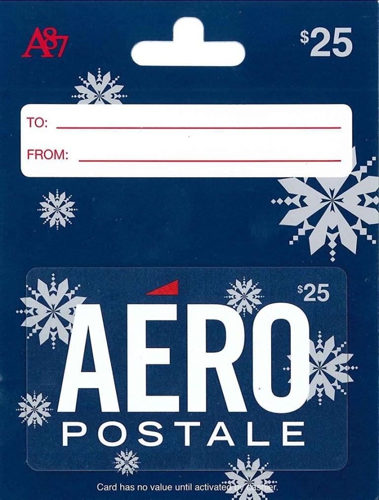 Aeropostale Credit Card Application Process