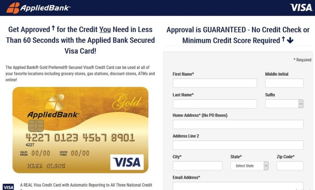 Applied Bank Credit Card Review