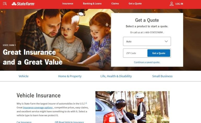 StateFarm Insurance Review