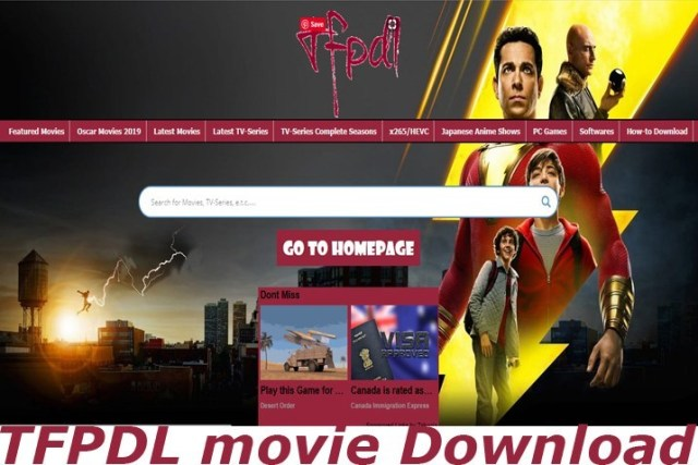 TFPDL Movies Download 2021