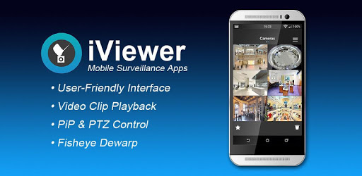 Cloud IP android Camera App