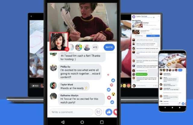 Stop Facebook Watch Party Notifications