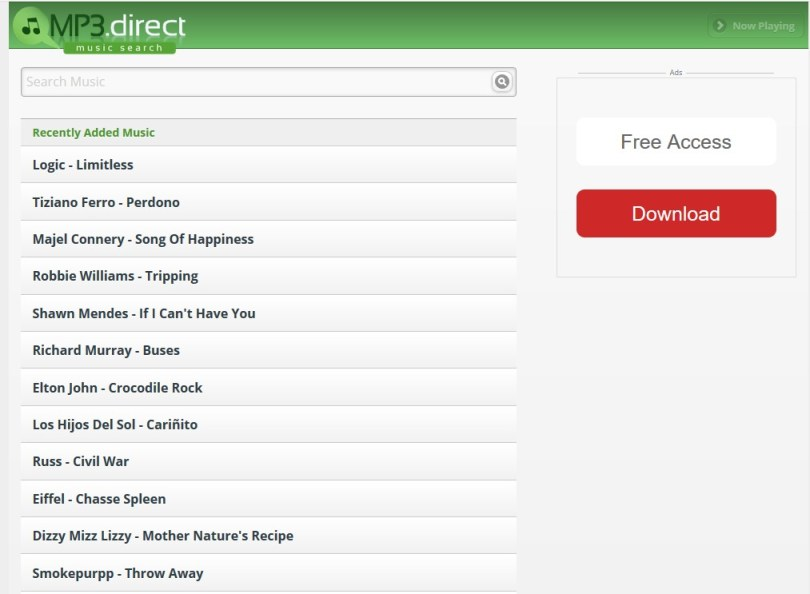 How to Download Songs on Mp3 Direct