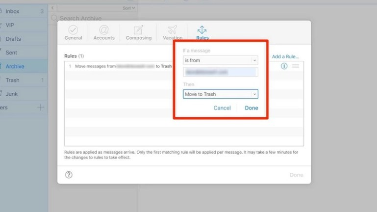 How to Block Emails on iCloud