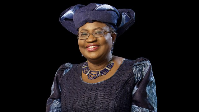okonjo iweala appointed wto head