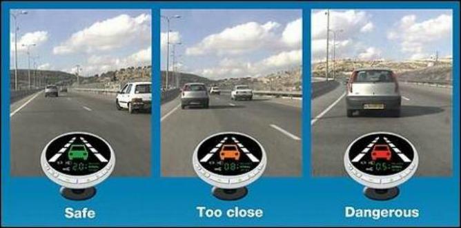 Mobileye Collision Avoidance system