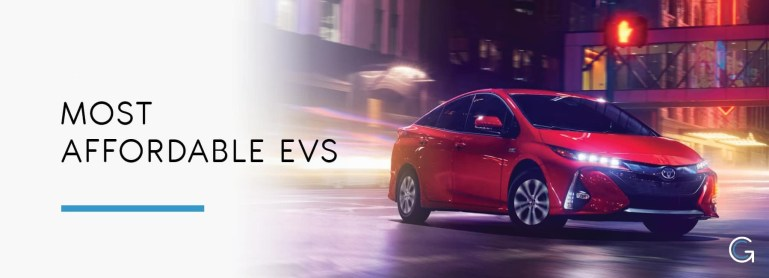 cheapest electric cars to buy