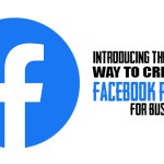 Creating a Facebook page for business is one of the best ways to advertise your business online. A Facebook business page would really go a long way in increasing the popularity or sales of your business.
