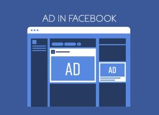 Ad in Facebook