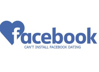 Can't Access Facebook Dating