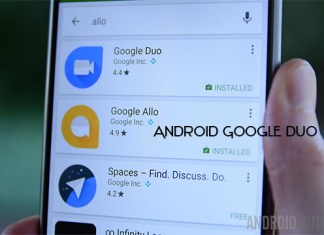 Android Google Duo
