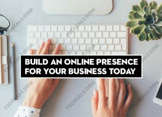 Build an Online Presence for Your Business