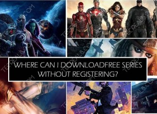 Where can I Download Free Series Without Registering?
