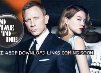 James Bond: No Time to Die
