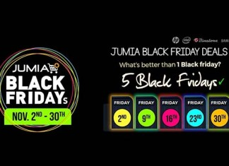 Jumia Black Friday Deals