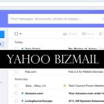 Yahoo Bizmail