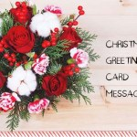 Christmas Greeting Card Messages