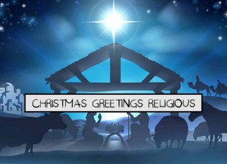 Christmas Greetings Religious