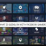 What is Going on with Facebook Gameroom