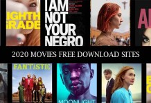 2020 Movies Free Download Sites