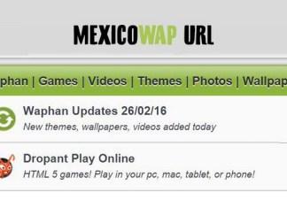 Mexicowap URL