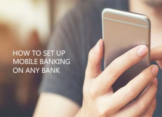 How to Set Up Mobile Banking On Any Bank