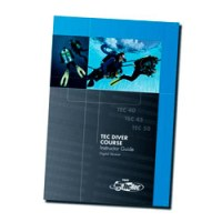 Now available – Tec Diver Course Instructor Guide in digital format