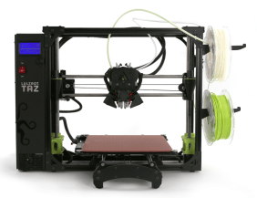 LulzBot Taz 6 3d Printer Dual Head