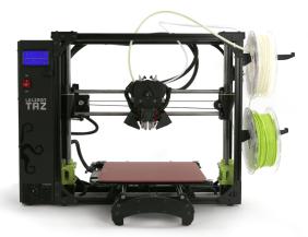 LulzBot Taz 6 3d Printer Dual Head