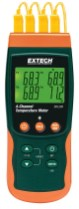 4-Channel Thermocouple Datalogger